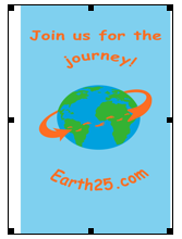 Earth25 Logo